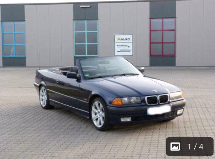 E36 Convertible *Update 1.1* 2018 On Airlift - 3er BMW - E36
