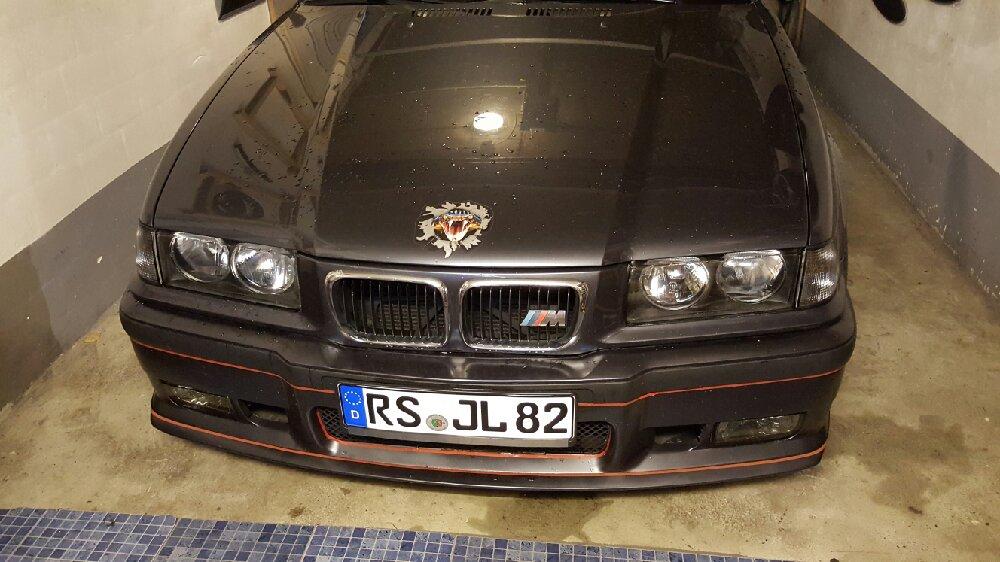 """Mein """"special """" 316i - 3er BMW - E36"""