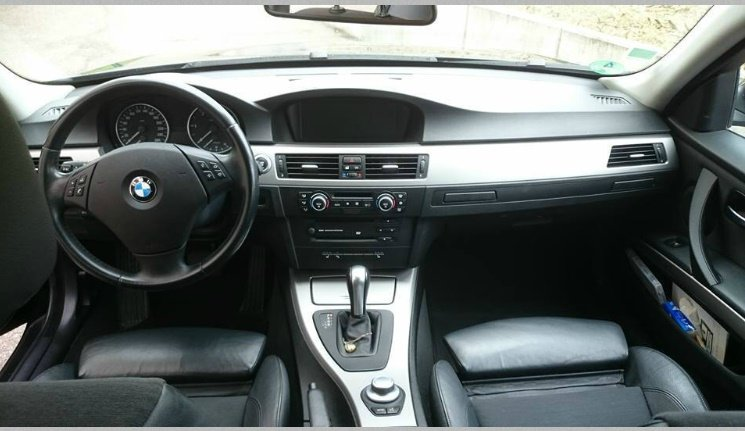 """E91 Touring """"Black Beast"""" - 3er BMW - E90 / E91 / E92 / E93"""