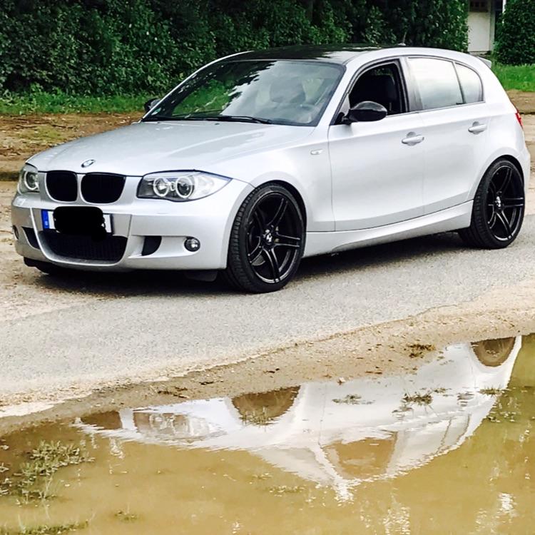 """130i """"Silberpfeil"""" - 1er BMW - E81 / E82 / E87 / E88"""