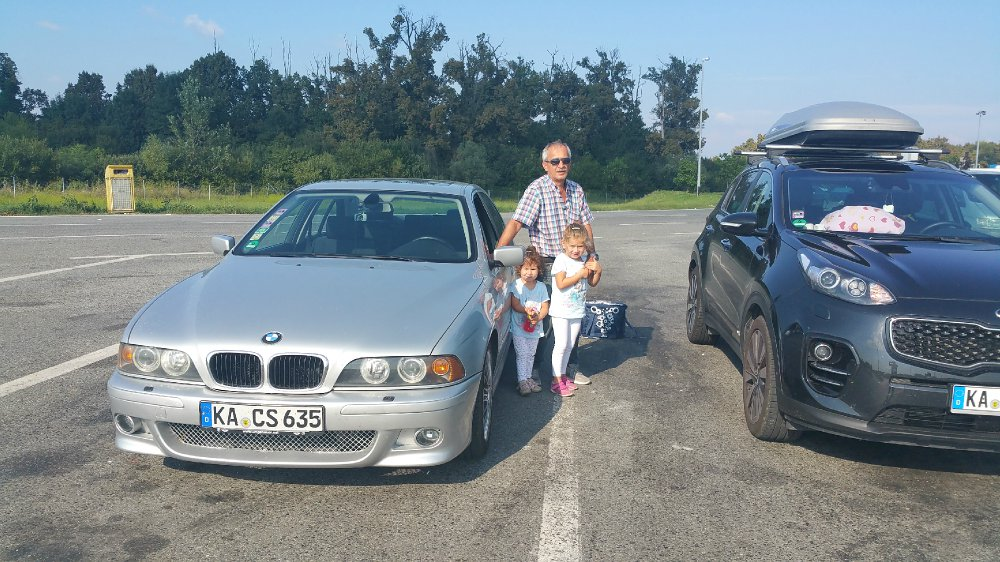BMW e39 530i - 5er BMW - E39