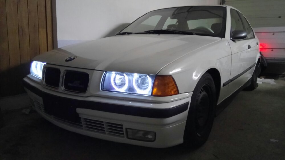 E36 318is STW Limo - 3er BMW - E36