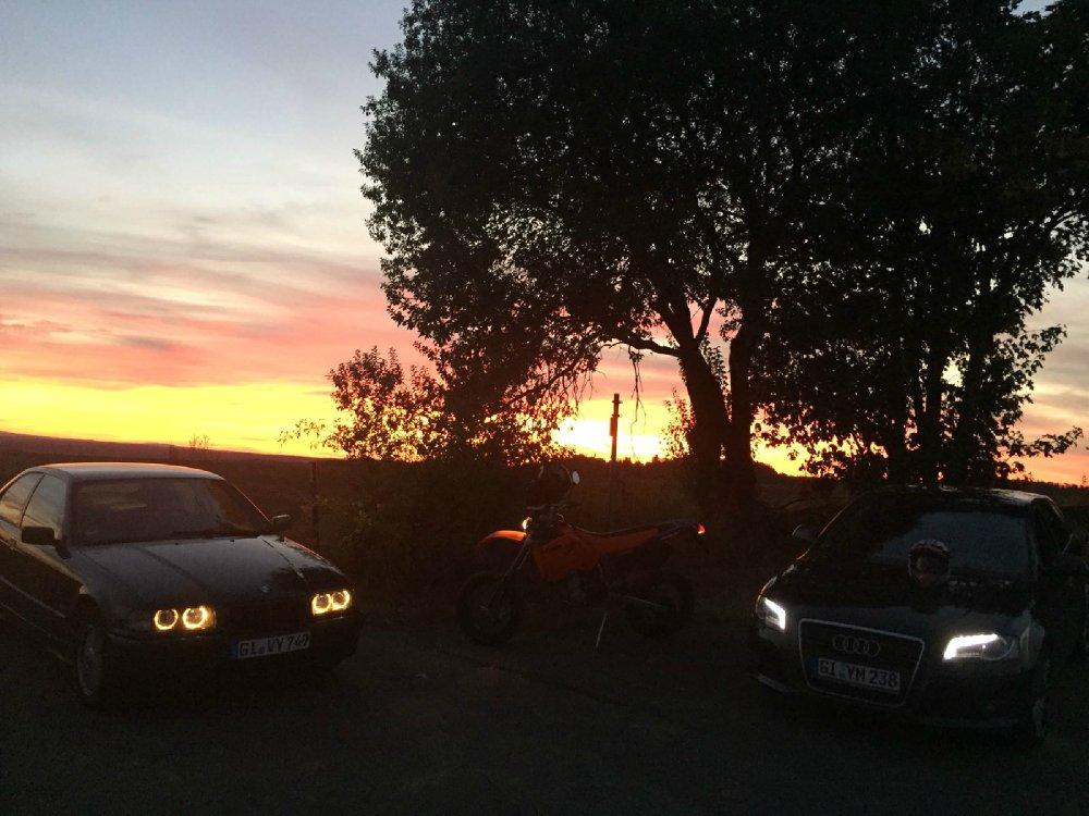 BMW E36 316g Compact - 3er BMW - E36