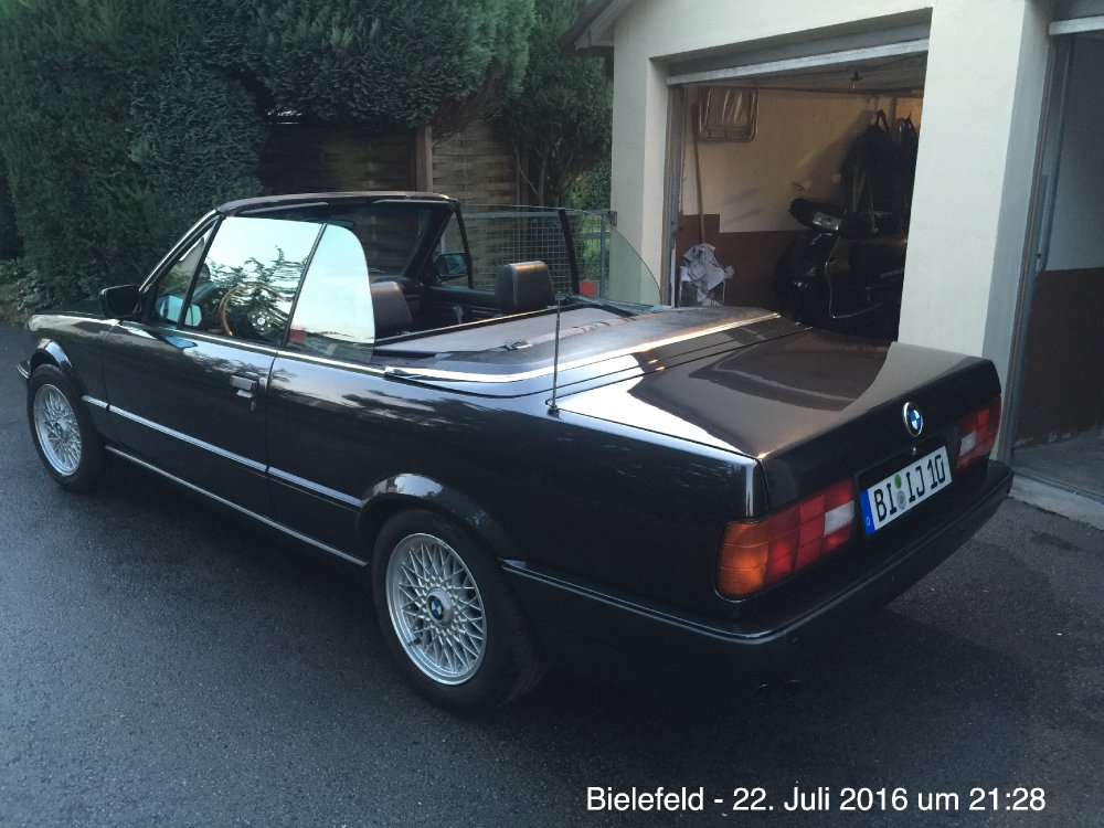 325i cabrio legend 3er bmw e30 cabrio tuning fotos bilder stories. Black Bedroom Furniture Sets. Home Design Ideas