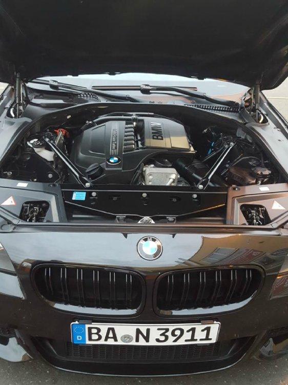 535i sapphire schwarz - 5er BMW - F10 / F11 / F07