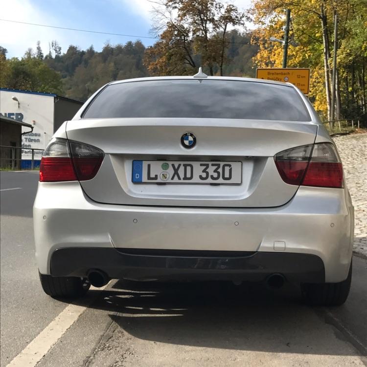 No DPF EMS E90 VFL - 3er BMW - E90 / E91 / E92 / E93