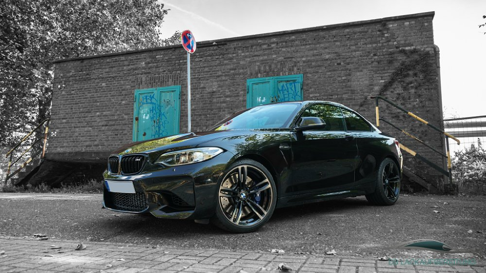 M2 Schwarz 2er Bmw F22 F23 Quot Coupe Quot Tuning
