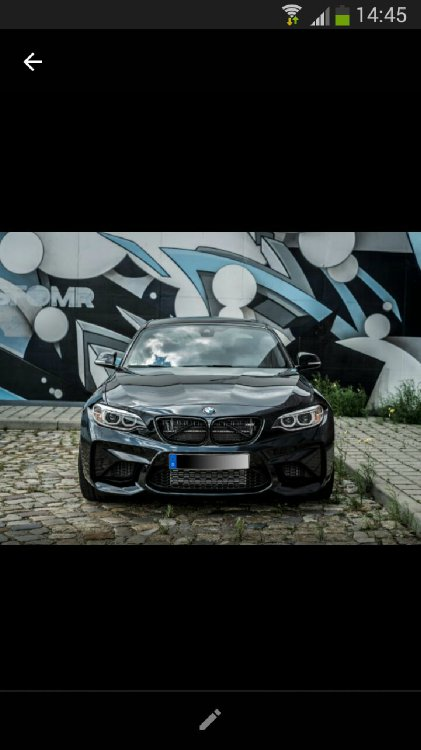 M2 Schwarz - 2er BMW - F22 / F23