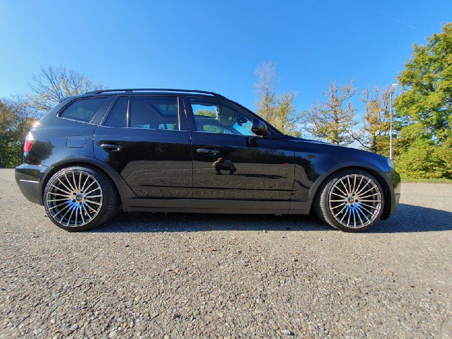 3.0sd goes fast, wide & low - BMW X1, X2, X3, X4, X5, X6, X7