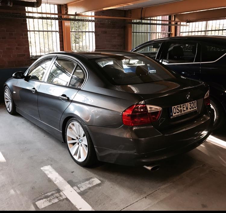 E90, 320i - 3er BMW - E90 / E91 / E92 / E93