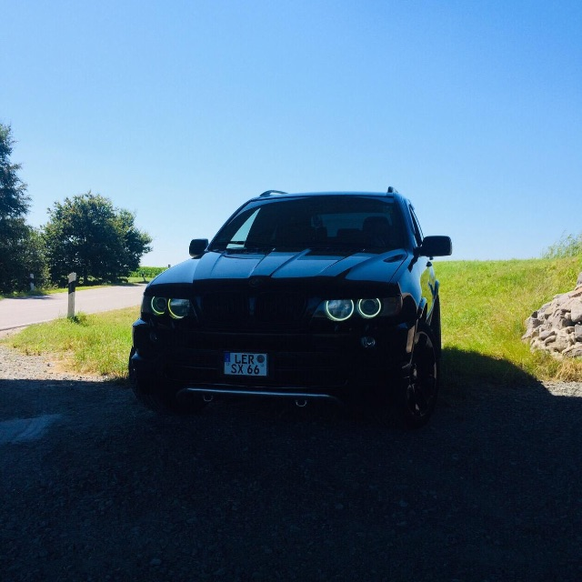 E53 X5 3,0i VFL. - BMW X1, X2, X3, X4, X5, X6, X7