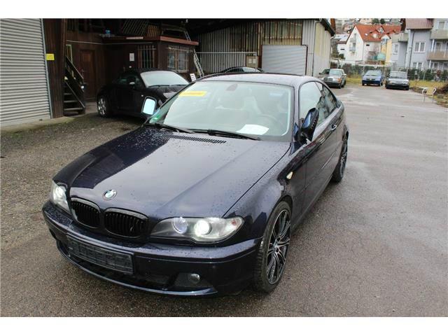 BMW 318CI Frozen Grey Metallic - 3er BMW - E46