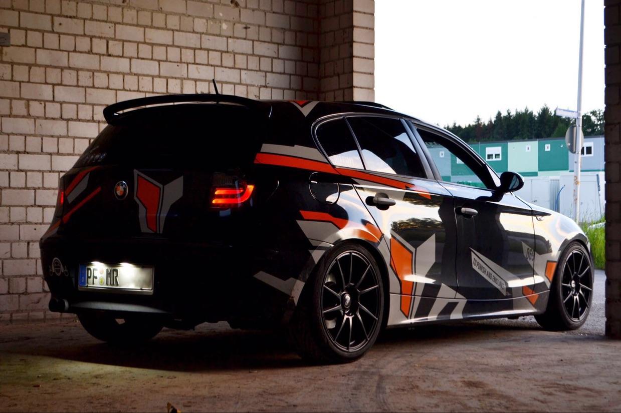 E87 Riedel - 1er BMW - E81 / E82 / E87 / E88