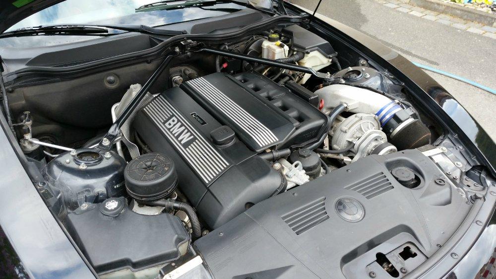 3.0i G-Power Kompressor - BMW Z1, Z3, Z4, Z8