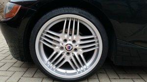 Alpina Racing Dynamic Felge in 8.5x19 ET 47 mit Michelin Pilot Super Sport Reifen in 225/30/19 montiert vorn Hier auf einem Z4 BMW E85 3.0i (Roadster) Details zum Fahrzeug / Besitzer
