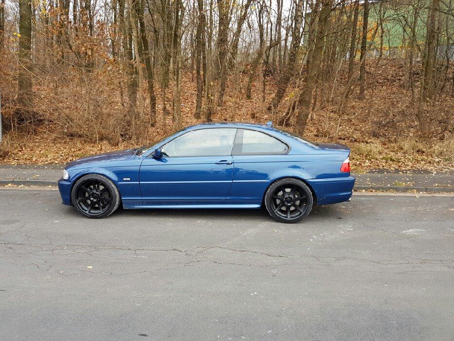 BMW E46 330i #Topasblau# - 3er BMW - E46