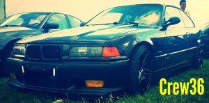 E36, 323i Coupé - 3er BMW - E36