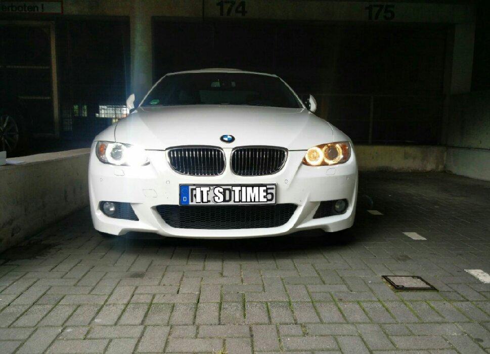 E92 325i ///Mehr drin als drauf steht!!! - 3er BMW - E90 / E91 / E92 / E93