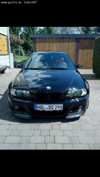 "Mein E46 M3 ""CSL Upgrade"" - 3er BMW - E46"