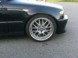 ASA Felgen AR1 Felge in 8x18 ET 35 mit Hankook Ventus v12 evo2 Reifen in 225/40/18 montiert vorn Hier auf einem 3er BMW E46 325i (Coupe) Details zum Fahrzeug / Besitzer