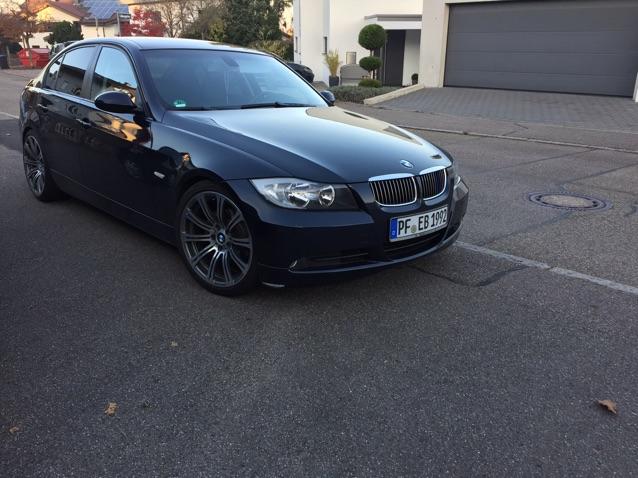 E90 325i - 3er BMW - E90 / E91 / E92 / E93