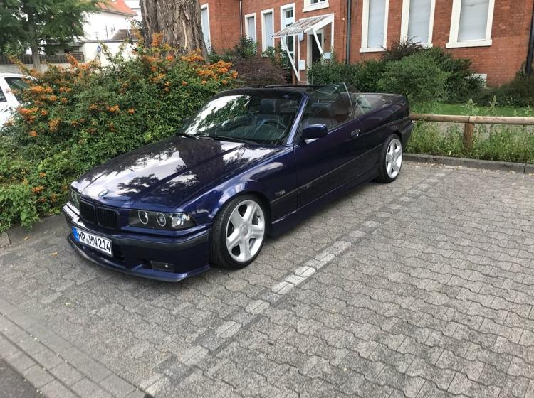 328 - 3er BMW - E36