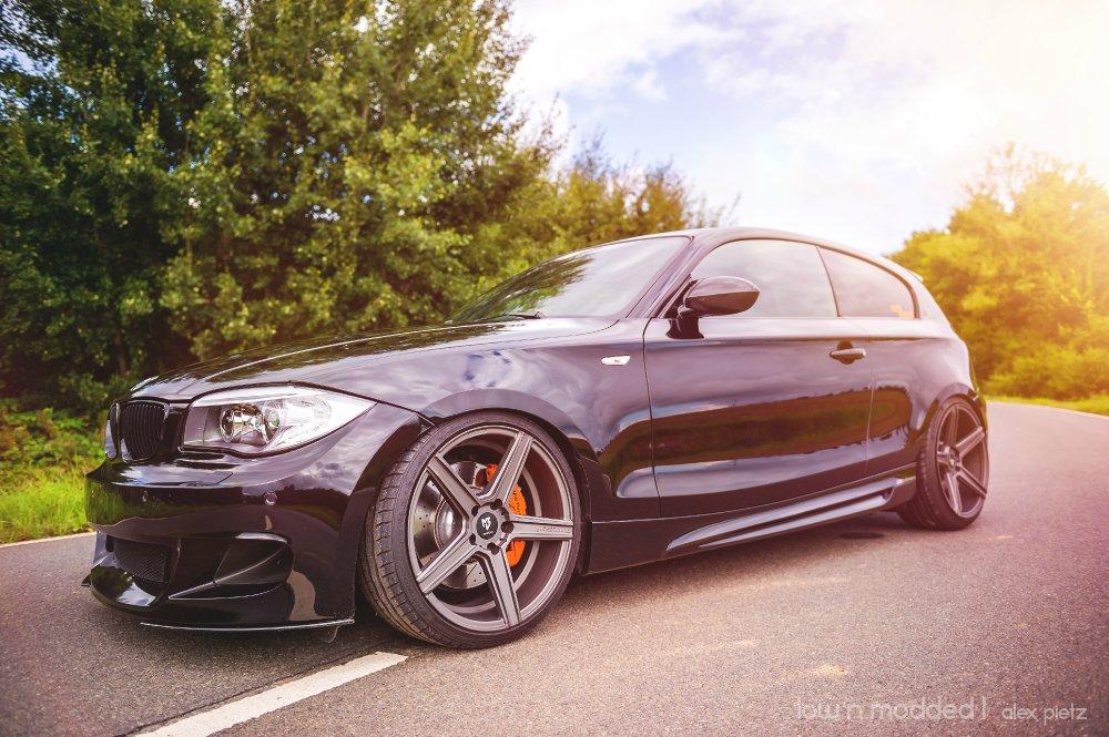 E81 118d goes 135i+ - 1er BMW - E81 / E82 / E87 / E88