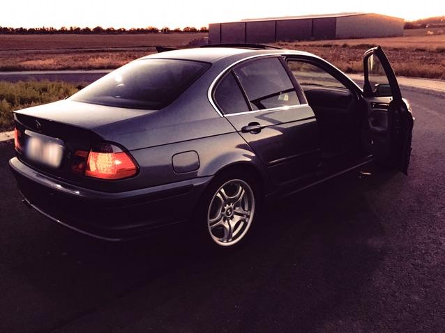 E46, 320 Sedan - 3er BMW - E46