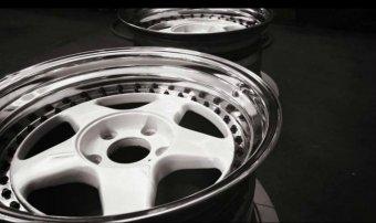 O.Z Futura Felge in 10x17 ET 19 mit Hankook Ventus V12 EVO Reifen in 195/40/17 montiert hinten Hier auf einem 3er BMW E36 320i (Coupe) Details zum Fahrzeug / Besitzer