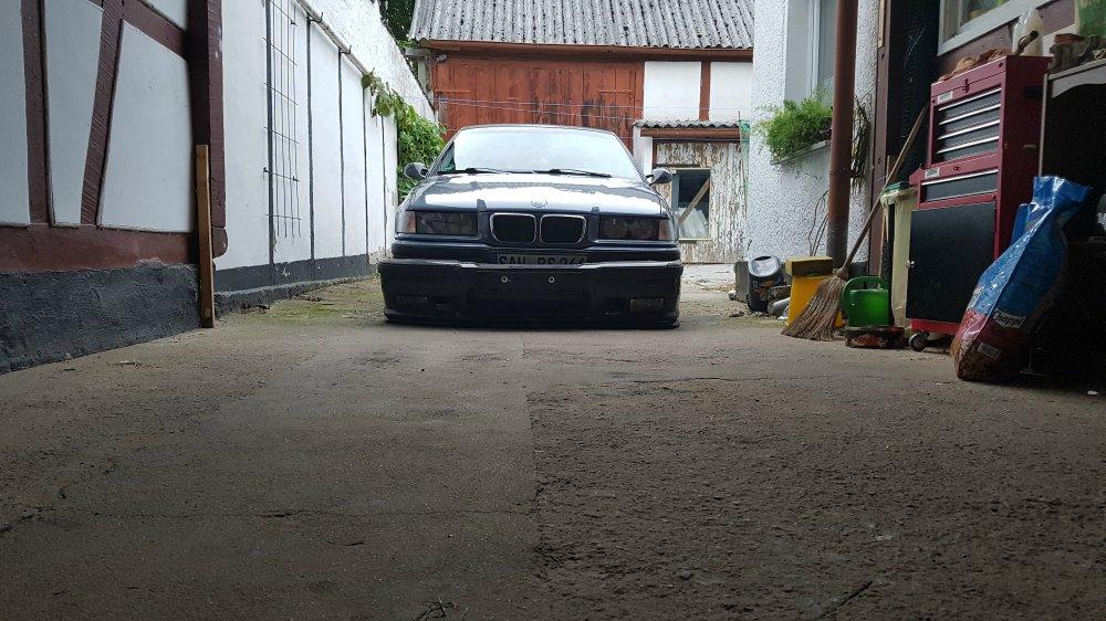 "E36 Compact ""Becky"" - 3er BMW - E36"
