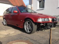 Restauration E36 Touring Sport Edition Sierrarot - 3er BMW - E36 - image.jpg