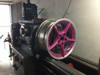 Ein Traum in Techno Violett Metallic - 3er BMW - E36 - IMG_5745.JPG