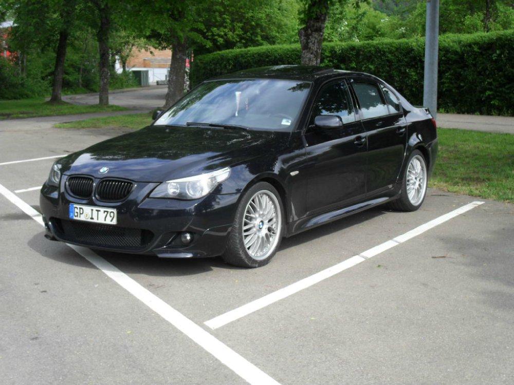 BMW 550i mit Sound Videos.... - 5er BMW - E60 / E61