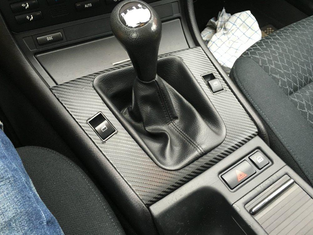 Mein erstes, eigenes Auto - 3er BMW - E46