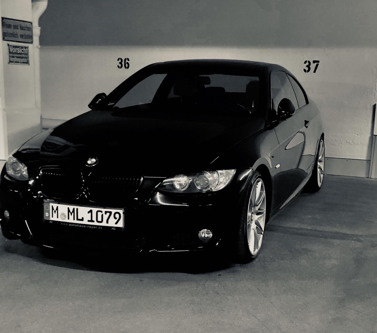 335i e92 - 3er BMW - E90 / E91 / E92 / E93