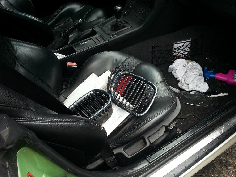 Z3 Restauration *Innenraum update* - BMW Z1, Z3, Z4, Z8