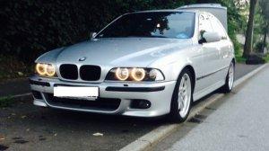 BMW M Performance  Felge in 8x18 ET  mit Pirelli Zero Nero GT Reifen in 235/40/18 montiert hinten Hier auf einem 5er BMW E39 530d (Limousine) Details zum Fahrzeug / Besitzer