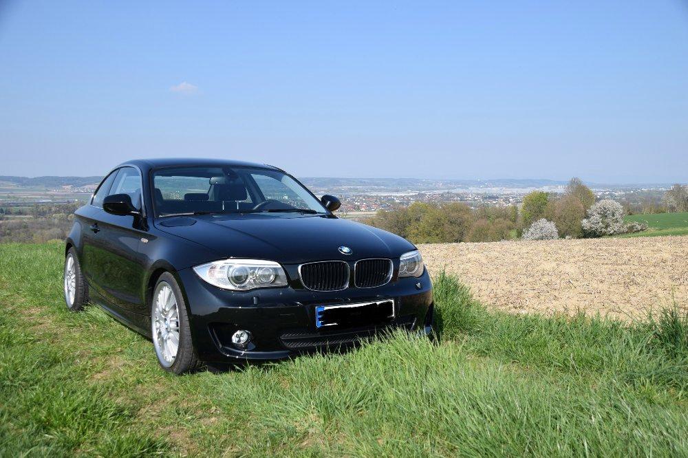Mein neuer e82 125I - 1er BMW - E81 / E82 / E87 / E88