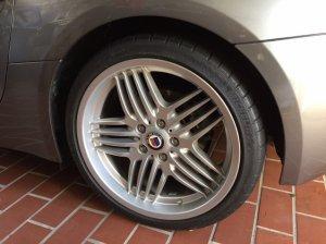 Alpina  Felge in 9.5x19 ET  mit Michelin Pilot Sport Reifen in 265/30/19 montiert hinten Hier auf einem Alpina BMW Z4 E85 Roadster S 3.4 (Roadster) Details zum Fahrzeug / Besitzer