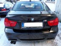 E90 330i  290 PS M(3) Fahrwerk - 3er BMW - E90 / E91 / E92 / E93 - Heck(1).JPG