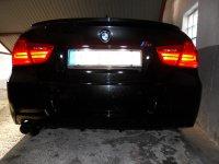E90 330i  290 PS M(3) Fahrwerk - 3er BMW - E90 / E91 / E92 / E93 - Heck(4).JPG