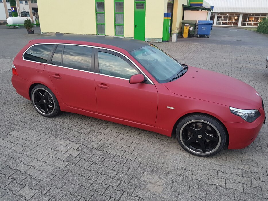 Projekt Rote Rakete/ 530xD Touring - 5er BMW - E60 / E61