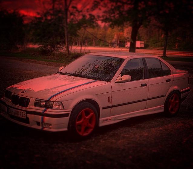 Leider zu verkaufen: Beamerbaby❤️ - 3er BMW - E36