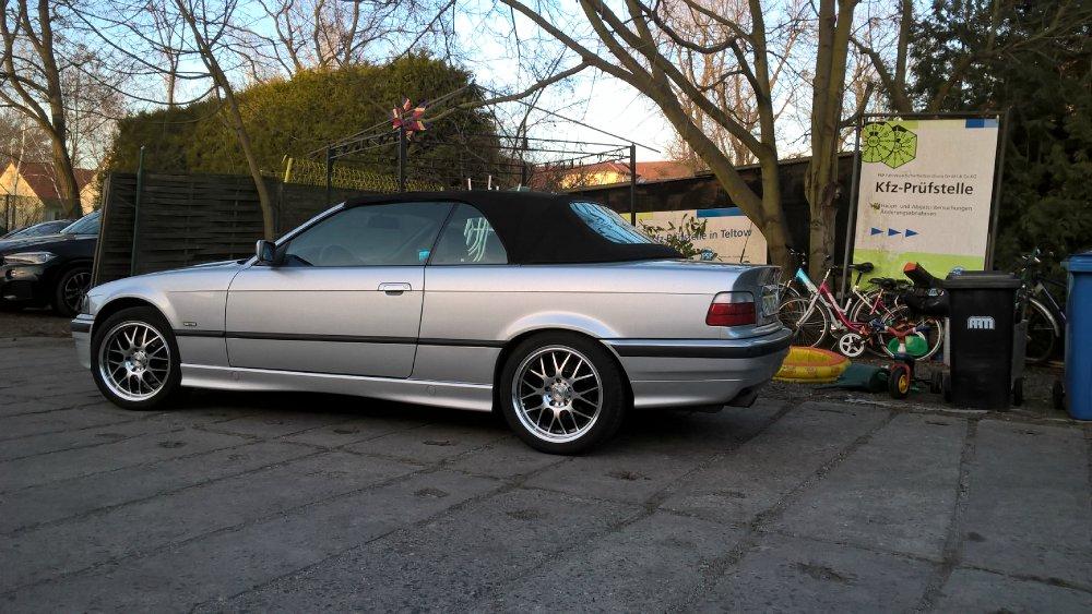 E36 320 Traum oder Alptraum - 3er BMW - E36