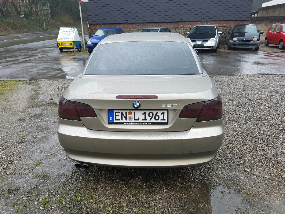 E93,325i Cabrio - 3er BMW - E90 / E91 / E92 / E93