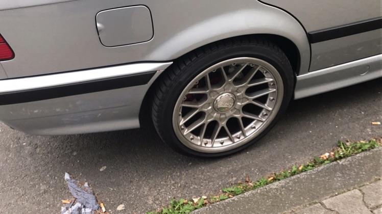 E36 323 Limousine - 3er BMW - E36