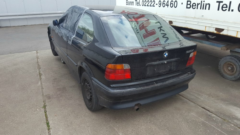 BMW e36 316i Mein erstes Auto * on the Road - 3er BMW - E36