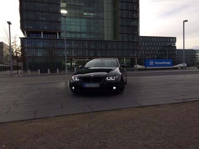 E93, 335i M Performance - 3er BMW - E90 / E91 / E92 / E93