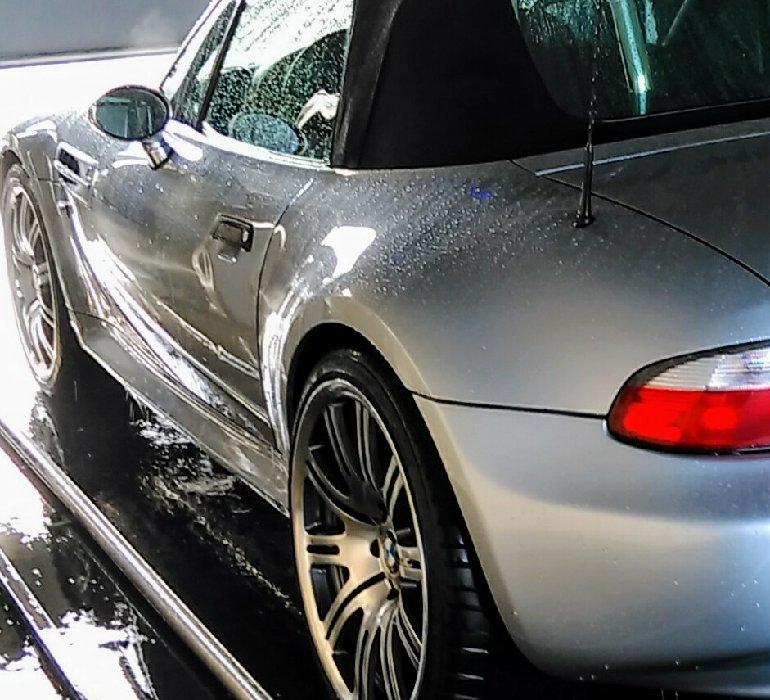 Z3 Folierung - BMW Z1, Z3, Z4, Z8