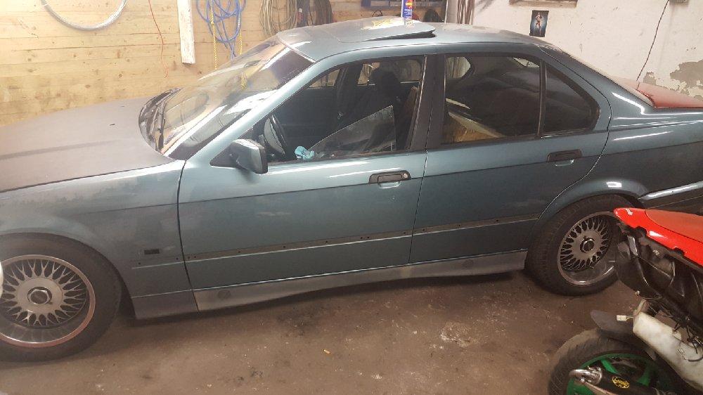 E36 318i Limo - 3er BMW - E36